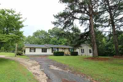 Carroll County Single Family Home For Sale: 8520 Highway 220
