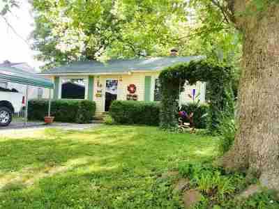 Obion County Single Family Home For Sale: 203 Covington