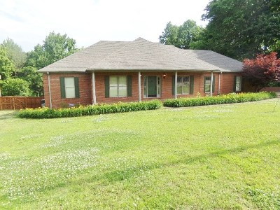 Dyersburg Single Family Home Active-Price Change: 220 Redbud