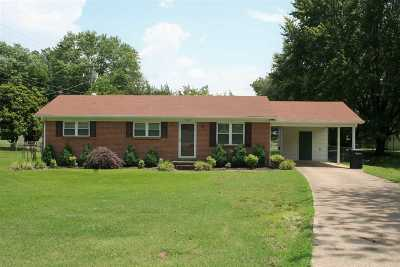 Newbern Single Family Home Backup Offers Accepted: 739 Nora