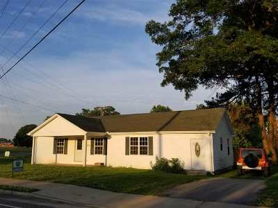 Milan Single Family Home For Sale: 5150 Wahl