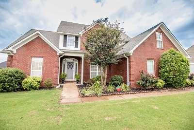 Medina Single Family Home For Sale: 143 Ainsley Cv