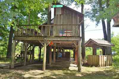 Haywood County Single Family Home For Sale: 249 River Bend Loop