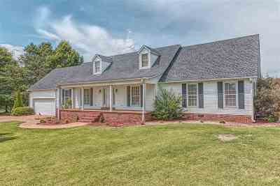 Haywood County Single Family Home For Sale: 146 Country Lake Cir