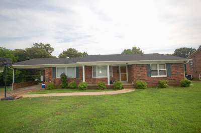 Dyer Single Family Home For Sale: 421 Parkview