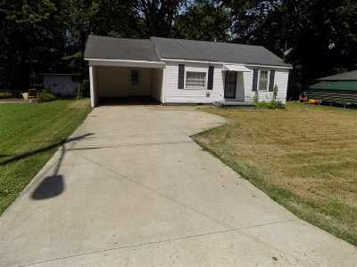 Trenton TN Single Family Home Sold: $34,900