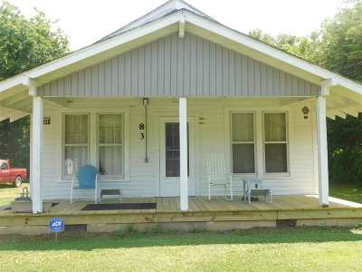 Dyersburg Single Family Home For Sale: 83 Carrie St