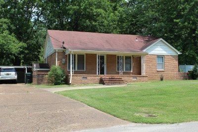 Dyer Single Family Home For Sale: 113 Monroe Street