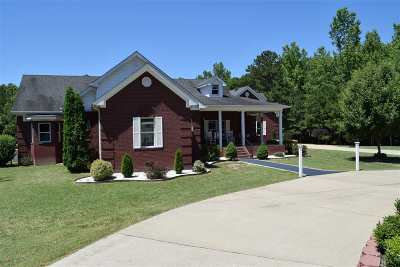 Henry County Single Family Home For Sale: 655 Point Pleasant Rd
