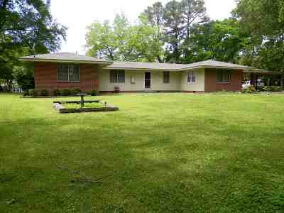 Crockett County Single Family Home For Sale: 7721 Hwy 189