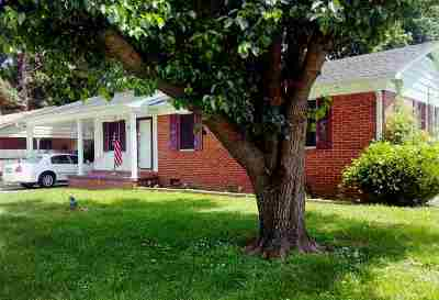Haywood County Single Family Home For Sale: 1088 Berrywood