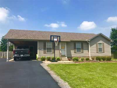 Lauderdale County Single Family Home Backup Offers Accepted: 1983 Double Bridges Unionville