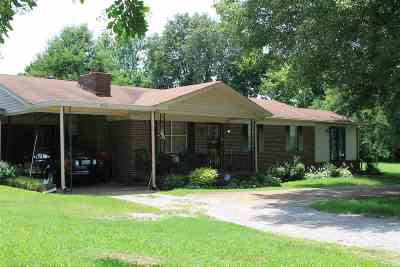 Haywood County Single Family Home For Sale: 6931 Fulton