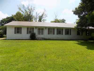 Trenton TN Single Family Home Sold: $89,900