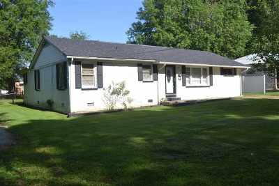 Gibson County Single Family Home For Sale: 911 N 30th Ave
