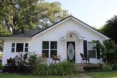 Crockett County Single Family Home For Sale: 123 Church Street