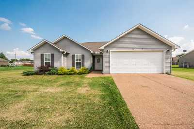 Crockett County Single Family Home For Sale: 250 N Taylor