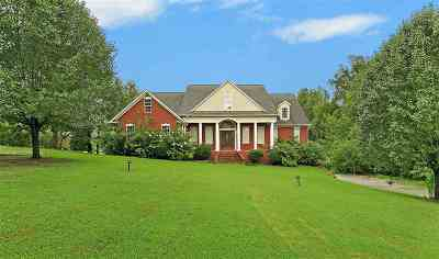Henderson County Single Family Home For Sale: 32 Masters Drive