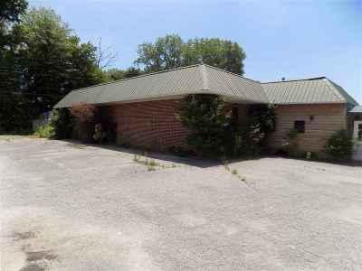 Humboldt TN Commercial For Sale: $119,900