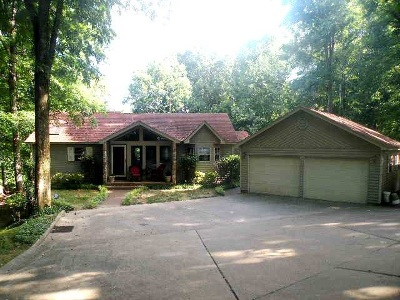 Dyersburg Single Family Home For Sale: 1534 Kelly