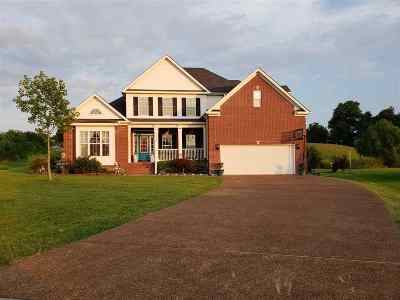 Dyersburg Single Family Home For Sale: 1775 Putter
