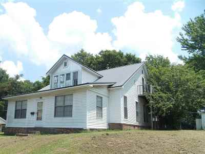 Newbern Single Family Home For Sale: 116 N Grayson