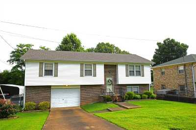 Gibson County Single Family Home For Sale: 2765 Elmwood