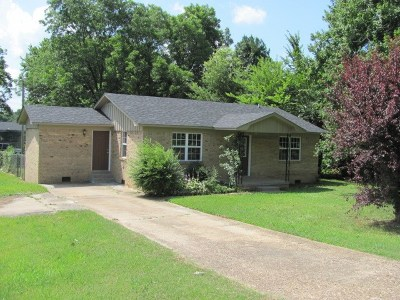 Haywood County Single Family Home For Sale: 906 S Grand