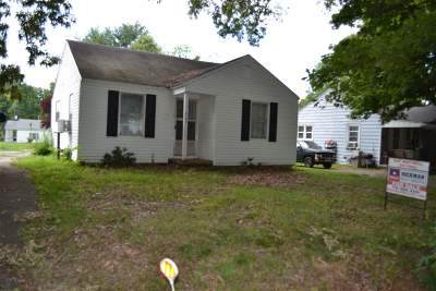 Gibson County Single Family Home For Sale: 2017 Hawks Loop