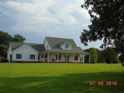 Covington Single Family Home For Sale: 263 Morris Rd