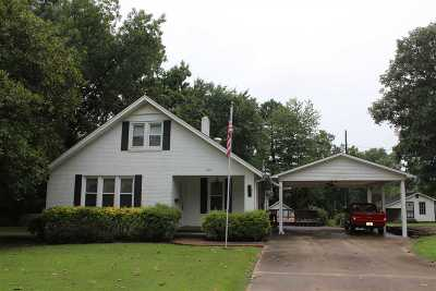 Crockett County Single Family Home For Sale: 480 E Park Street