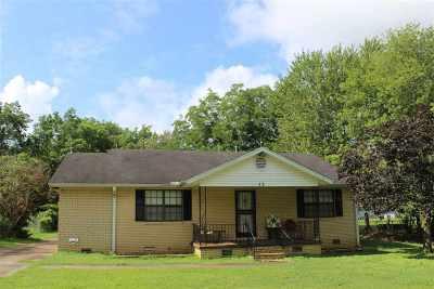 Crockett County Single Family Home For Sale: 76 Carter Street