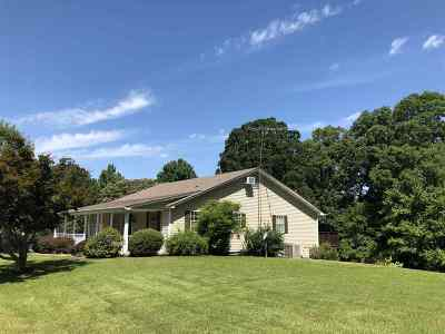 Henderson County Single Family Home For Sale: 1865 Highway 200