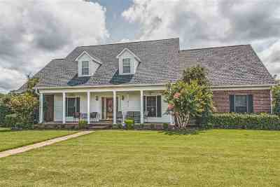 Haywood County Single Family Home For Sale: 1008 Carmen