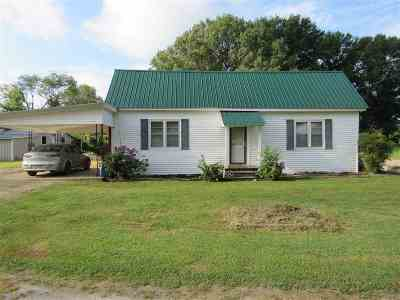 Crockett County Single Family Home For Sale: 165 Manley