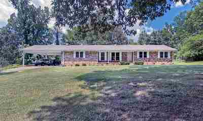 Henderson County Single Family Home For Sale: 8265 Hwy 104 North