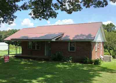 Henderson County Single Family Home For Sale: 144 Bible Grove
