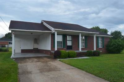 Haywood County Single Family Home For Sale: 529 Dove Dr