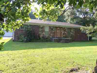 Dyersburg Single Family Home Backup Offers Accepted: 167 Walnut Dr