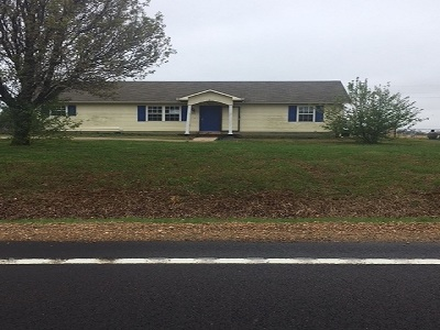 Newbern Single Family Home For Sale: 843 Highway 77