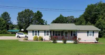 McNairy County Single Family Home For Sale: 13562 Hwy 45 N