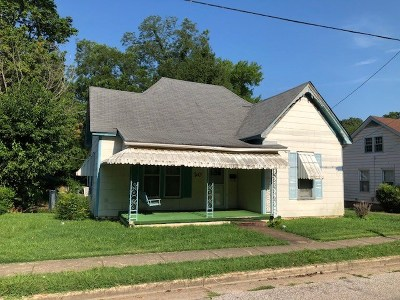 Gibson County Single Family Home For Sale: 203 N 19th