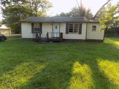 Trenton Single Family Home For Sale: 202 Lyndale