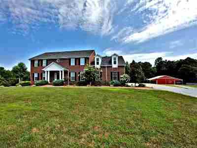 Carroll County Single Family Home For Sale: 3073 Clarksburg