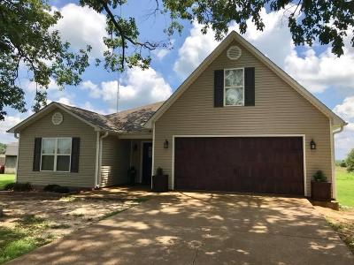 Crockett County Single Family Home For Sale: 50 Austin