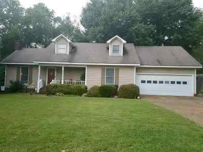 Gibson County Single Family Home For Sale: 1005 Meadowwood