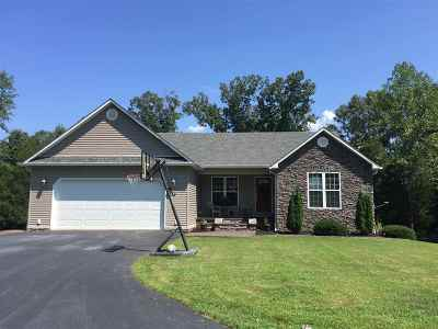 Henry County Single Family Home For Sale: 159 Chatham Lane