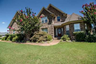 Gibson County Single Family Home For Sale: 81 Stillwater Ln