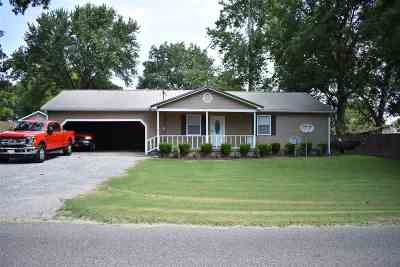 Dyer County Single Family Home For Sale: 42 Key Corner