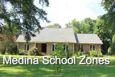 Bradford, Dyer, Gibson, Humbodlt, Humboldt, Huntingdon, Jackson, Kenton, Rutherford, Three Way, Windy City, Yorkville Single Family Home For Sale: 107 Medina